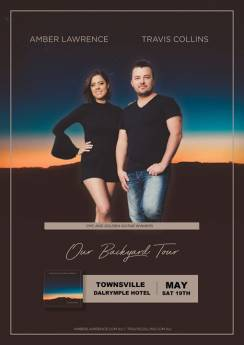 Amber Lawrence & Travis Collins | Townsville