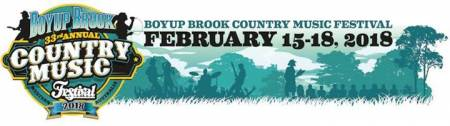 2018 Boyup Brook Country Music Festival