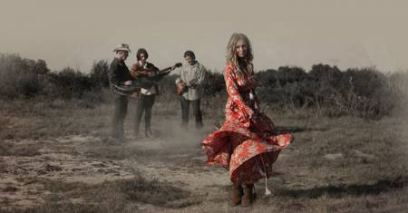 Kasey Chambers & The Fireside Disciples - Campfire Tour