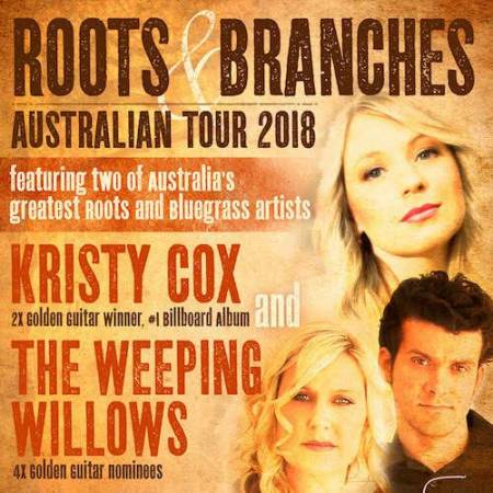 ROOTS and Branches TOUR - with Special Guests The Weeping Willow