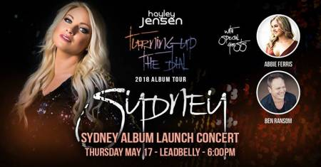 Turning Up The Dial Tour - Sydney