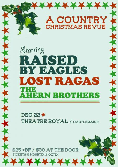 A Country Christmas Revue - Raised By Eagles Dec 22.jpg