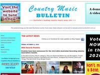 http://www.countrymusicbulletin.com.au/