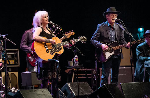 Emmylou Harris and Rodney Crowell @ Jupiters Theatre | Broadbeach | Queensland | Australia