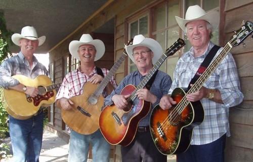 Grandsons Of The Pioneers @ Peninsular Country Music Club, Rye