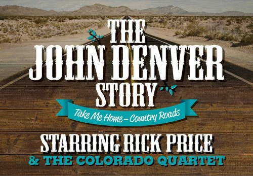 The John Denver Story starring Rick Price @ The Athenaeum