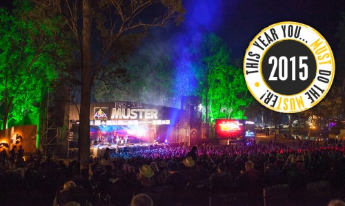 Gympie Muster @ Amamoor Creek State Forest Park