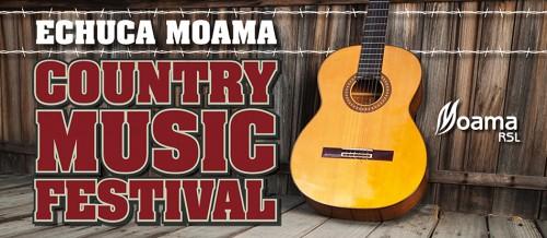 Echuca Moama Country Music Festival @ Moama RSL