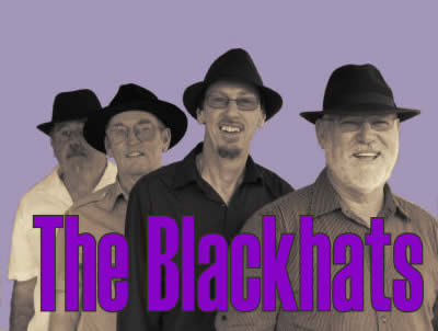 The Blackhats @ West Croydon & Kilkenny RSL | West Croydon | South Australia | Australia