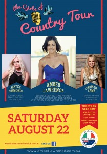 Girls of Country Tour @ Morwell Italian Australian Sports Club | Morwell | Victoria | Australia