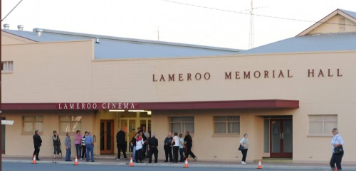LAMEROO COUNTRY MUSIC FESTIVAL @ Lameroo Memorial Hall
