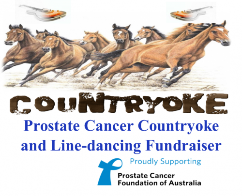 Countryoke Prostate Cancer Fundraiser @ Fawkner Bowling Club | Fawkner | Victoria | Australia