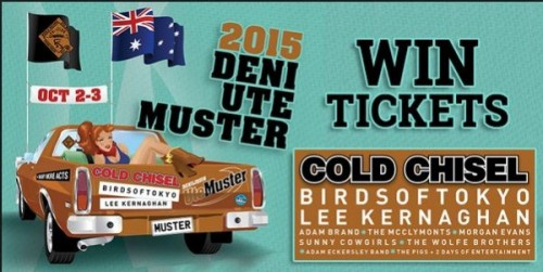 Deni Ute Muster 2-3 October @ Deni Ute Muster | Deniliquin | New South Wales | Australia