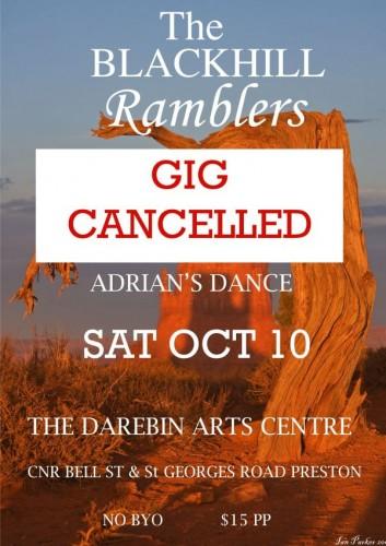 The Blackhill Ramblers @ Darebin Arts Centre Preston @ Darebin Arts Centre. | Preston | Victoria | Australia