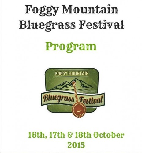 Foggy Mountain Bluegrass Festival @ Kinglake | Kinglake | Victoria | Australia