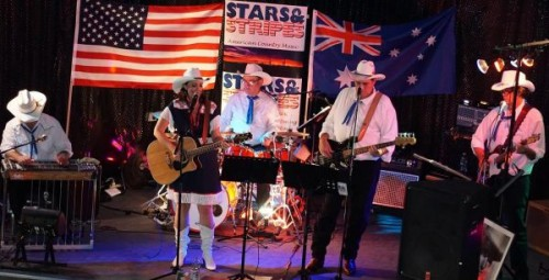 Stars and Stripes @ Coorparoo RSL